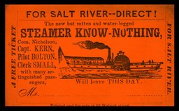 For Salt River -- Direct!