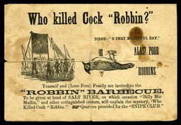 "Who Killed Cock ""Robbin""?"