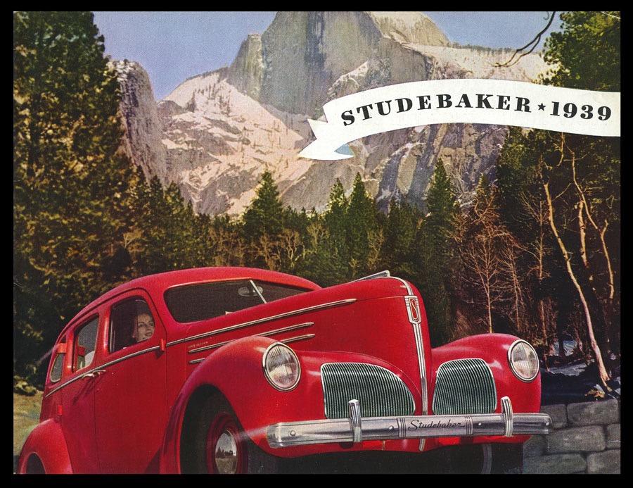 Vintage Cars Sheaff Ephemera