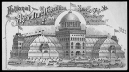 National Agricultural Exposition, Kansas City 1887