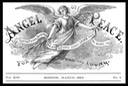 Angel Of Peace / For Old and Young 1884