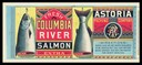 Astoria Columbia River Salmon