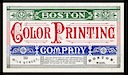 Boston Color Printing Company