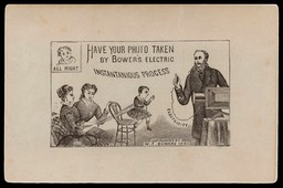 Bower's Electric Instantanious (sic) Process