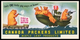 Canada Packers, Ltd
