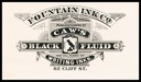 Fountain Ink Company / Caw's Black Fluid
