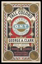 George A. Clark / Fall Colors