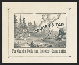 Gilman & Dorsey / Dr. Gilman's Home Remedies / Cohosh & Tar
