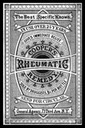 Cooper's Rheumatic Remedy