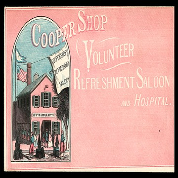 Cooper Shop Volunteer Refreshment Saloon and Hospital