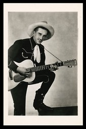 Unidentified Western Guitar player