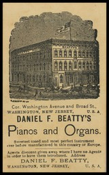 Daniel F. Beatty's Pianos and Organs
