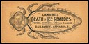 D. J. Lambert / Lambert's Death To Lice Remedies