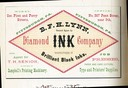 B. F. Lynn / Diamond Ink Company