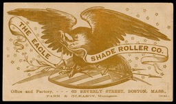 The Eagle Shade Roller Company