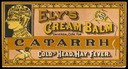 Ely Brothers / Ely's Cream Balm