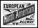European and North American Railway