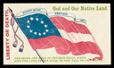 Confederate Civil War Patriotic Cover