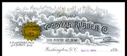 Goodyear Rubber Company