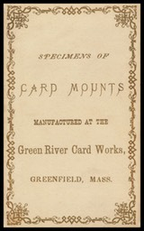 Green River Card Works