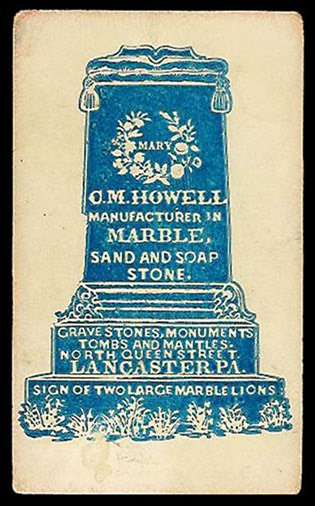 HowellGravestone150