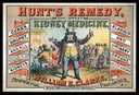 William E. Clarke / Hunt's Remedy Company