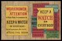 "Waterbury Watch Company / ""KEEP A WATCH ON EVERYBODY"""