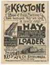 The Keystone Manufacturing Company / The Keystone Hay Loader