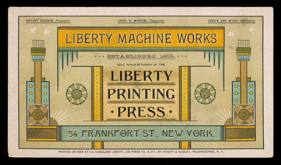 liberty machine