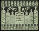 May's Patent Medicines Store