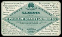 McPhee & McGinnity Lumber Company / E. L. Harsh