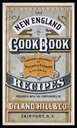 New England Cookbook / DeLand, Hill & Company