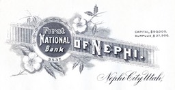 First National Bank of Nephi