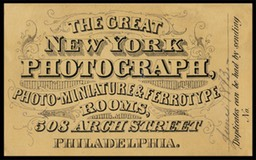 New York Photograph Rooms