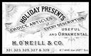 H. O'Neill & Company / Holiday Presents