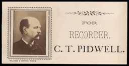 C. T. Pidwell