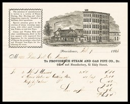 Providence Steam and Gas Pipe Company