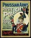 Prussian Army Paste Polish