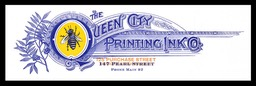 The Queen City Printing Ink Company
