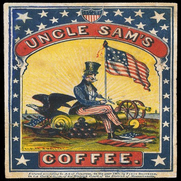 Uncle Sam's Coffee / Faxon Brothers