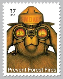 Smokey Bear / Prevent Forest Fires
