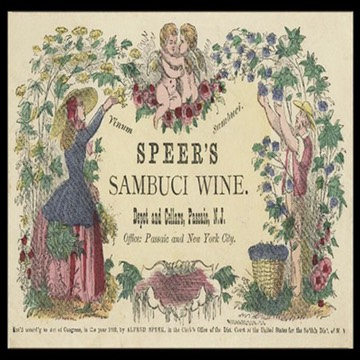 Speer's Sambuci Wine