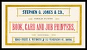 Stephen G. Jones & Company