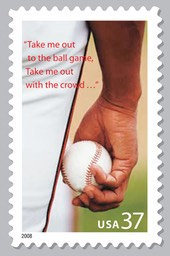 Take Me Out To The Ball Game concept