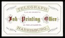 Telegraph Job Printing Office