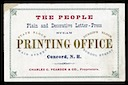 The People Printing Office