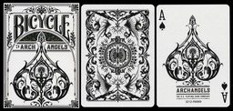 Bicycle Cards / Archangels / U.S. Playing Card Company