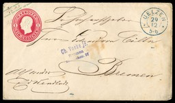 Hannover (Germany) Postal Stationery
