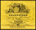 Valentine's Engraving, Printing & Visiting Card Establishment