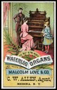 Malcolm Love & Company / Waterloo Organs